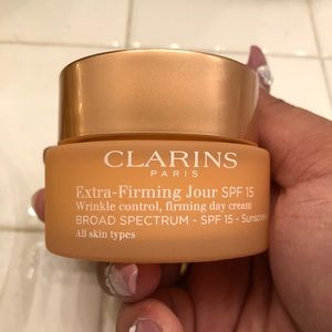 Clarins Paris extra firming jour spf 15 wrinkle